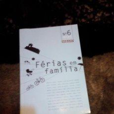 Libros: GUÍA VACACIONES EN FAMILIA EN PORTUGAL. Lote 53604201