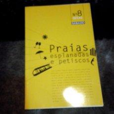 Libros: GUÍA PLAYAS, TERRAZAS Y TAPAS EN PORTUGAL. Lote 53604331
