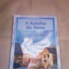 Libros: LIBRO LA REINA DE LA NIEVE DE CLÁSSICOS JUVENIS DEL 2000. Lote 62099948