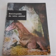 Libros: ENCICLOPEDIA DO REINO ANIMAL. Lote 79039497