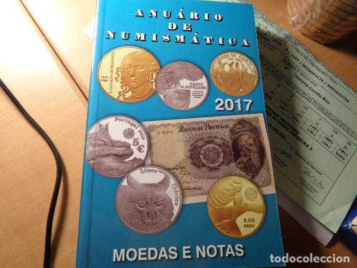LIBRO MONEDAS E BILHETES PORTUGUESES 2017 OFIERTA LO ENVIO (Libros Nuevos - Idiomas - Portugués)