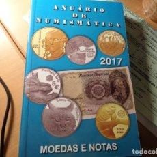 Libros: LIBRO MONEDAS E BILHETES PORTUGUESES 2017 OFIERTA LO ENVIO. Lote 113324967