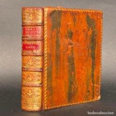 Livres: 1779 LOPE DE VEGA Y CARPIO - POESÍA - IMPRENTA DE SANCHA - COLECCIÓN DE LAS OBRAS SUELTAS - MADRID -. Lote 190989365