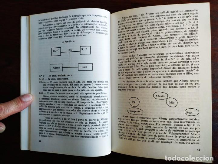 Libros: Libro Terapia Familiar e de casal. de Vera L. lamanno Calil. 1987 Terapias familiares y de pareja - Foto 7 - 199040188