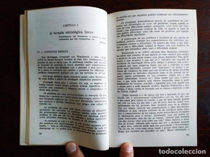 Libros: Libro Terapia Familiar e de casal. de Vera L. lamanno Calil. 1987 Terapias familiares y de pareja - Foto 8 - 199040188