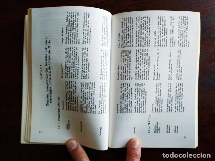 Libros: Libro Terapia Familiar e de casal. de Vera L. lamanno Calil. 1987 Terapias familiares y de pareja - Foto 10 - 199040188