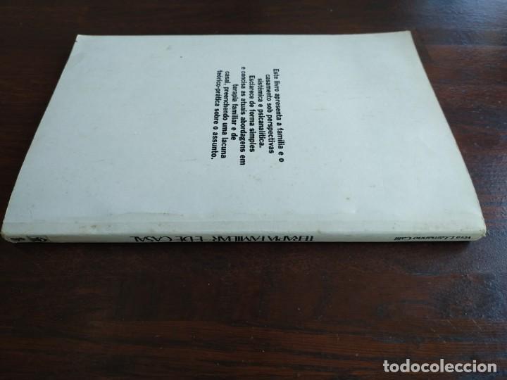 Libros: Libro Terapia Familiar e de casal. de Vera L. lamanno Calil. 1987 Terapias familiares y de pareja - Foto 12 - 199040188