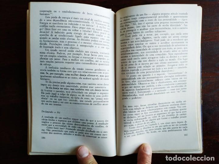 Libros: Libro Complejo de Cinderela de Colette Dowling, 47 edicion. Complejo de cenicienta, 1981 - Foto 9 - 199043958