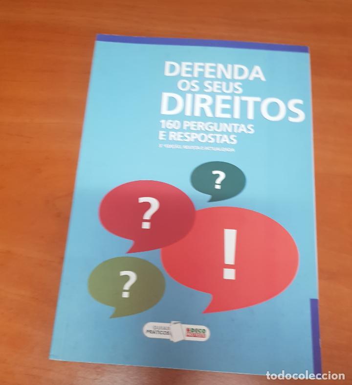 LIBRO DEFIENDA SUS DERECHOS (Libros Nuevos - Idiomas - Portugués)