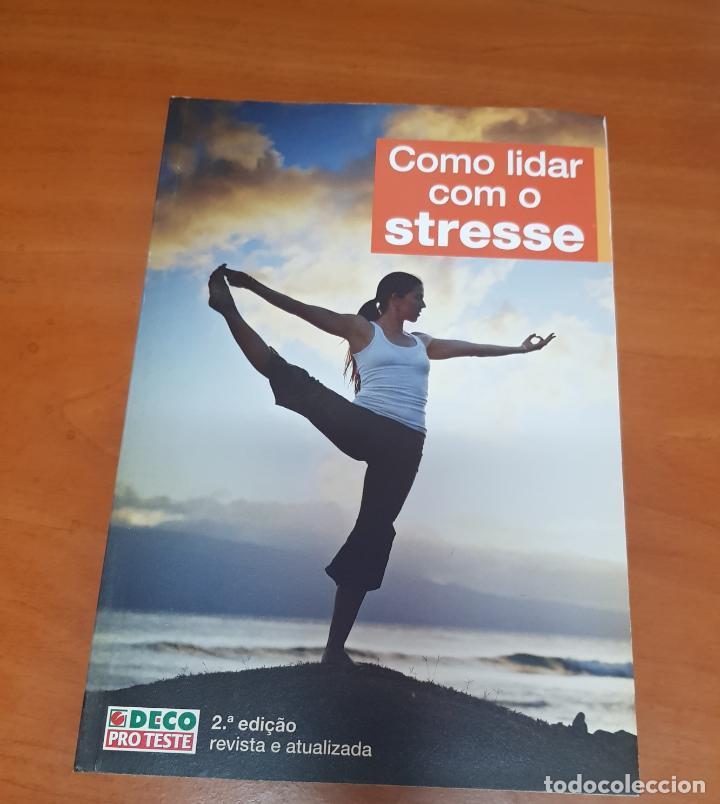 ¿CÓMO LIDIAR CON EL ESTRÉS (Libros Nuevos - Idiomas - Portugués)