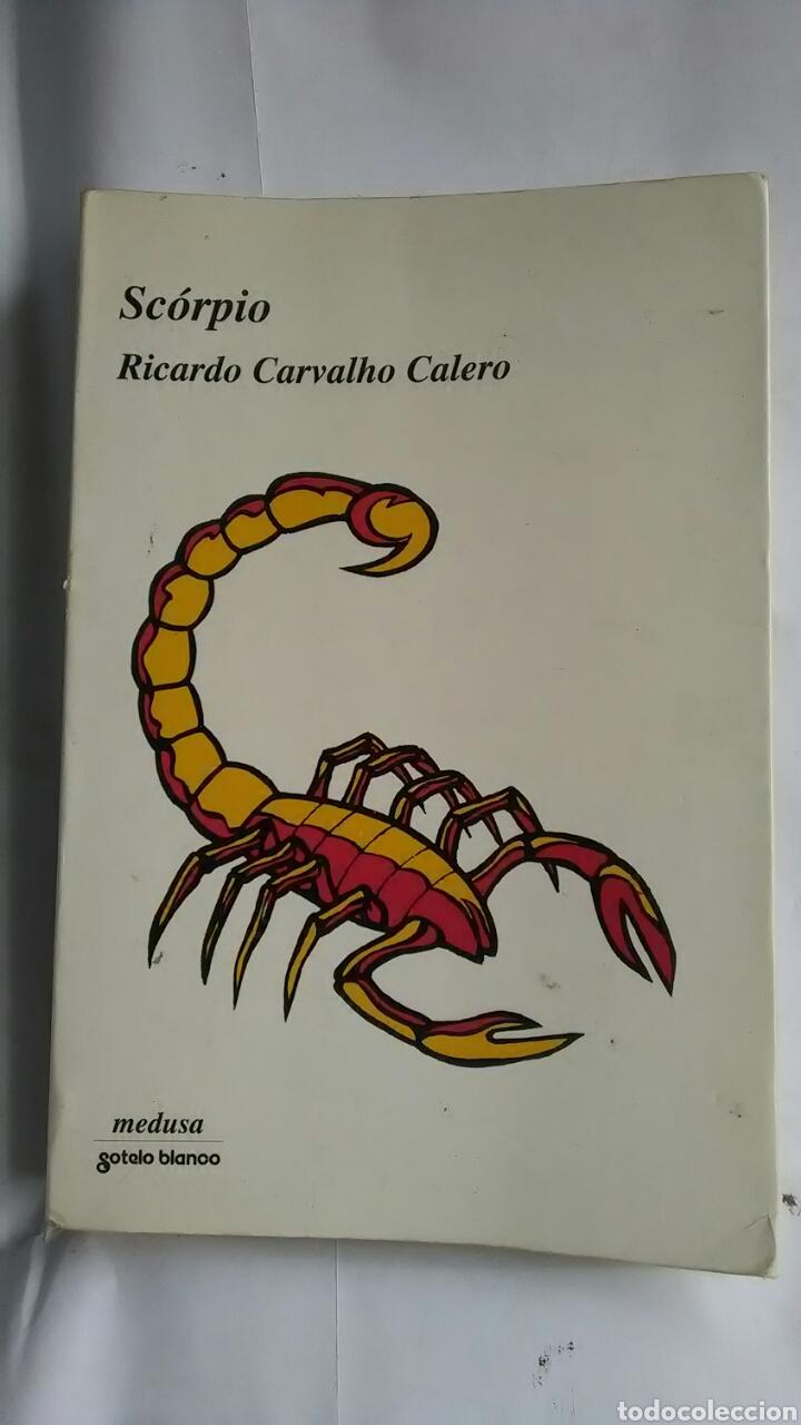 SCORPIO. RICARDO CARBALLO CALERO (Libros Nuevos - Idiomas - Portugués)