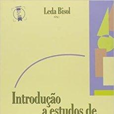 Libros: INTRODUÇÃO A ESTUDOS DE FONOLOGIA DO PORTUGUÊS BRASILEIRO. LEDA BISOL. Lote 211515614