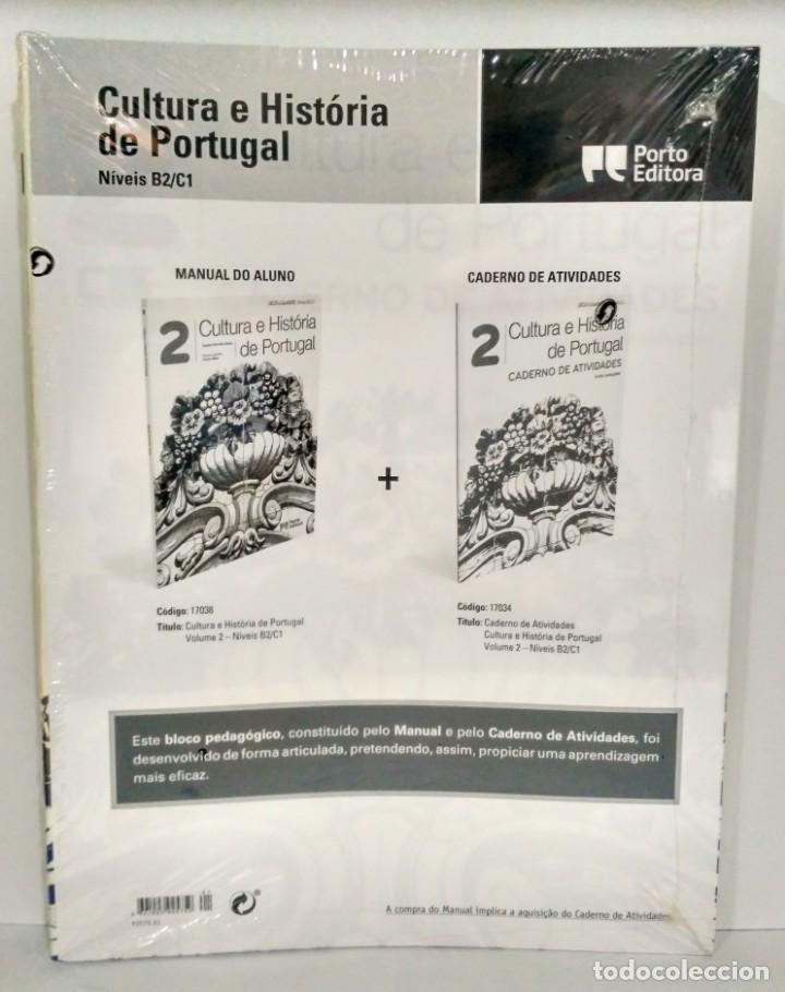 Libros: Cultura e História de Portugal 2 Libro alumno + ejercicios (Texto Portugués) 5601023925759 - Foto 2 - 215573468