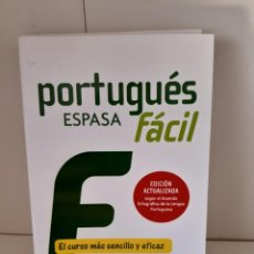 Libros: PORTUGUES ESPASA FACIL Y GRAMATICA ESPASA PORTUGUESA. Lote 265781579