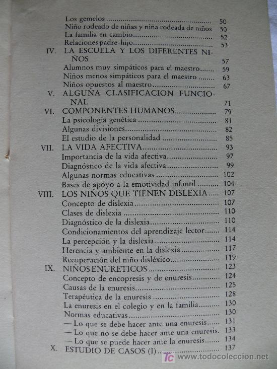 Libros: Niños diferentes : tipología y normas para su tratamiento / Florentino Rodao Yubero - Foto 3 - 21330280