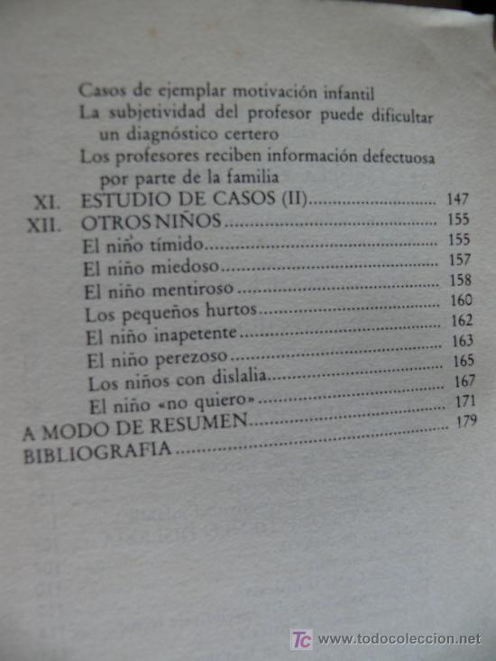 Libros: Niños diferentes : tipología y normas para su tratamiento / Florentino Rodao Yubero - Foto 4 - 21330280