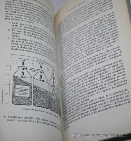 Libros: COMO UTILIZAR SU MEMORIA, EDICIONES DEUSTO 1992, BIBLIOTECA DEUSTO DE DESARROLLO PERSONAL - Foto 2 - 47933095