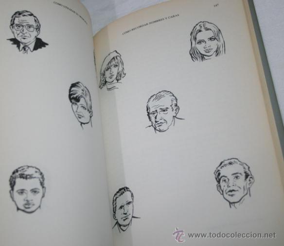Libros: COMO UTILIZAR SU MEMORIA, EDICIONES DEUSTO 1992, BIBLIOTECA DEUSTO DE DESARROLLO PERSONAL - Foto 3 - 47933095