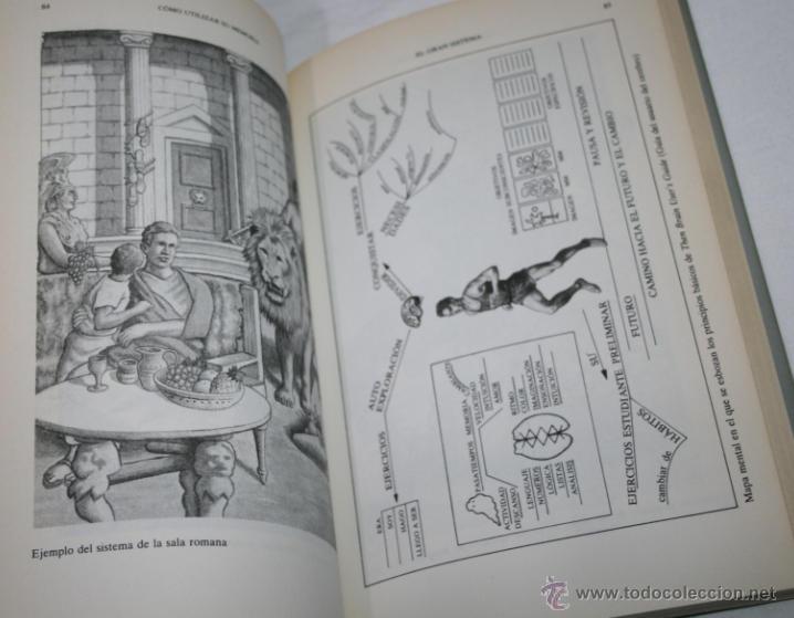Libros: COMO UTILIZAR SU MEMORIA, EDICIONES DEUSTO 1992, BIBLIOTECA DEUSTO DE DESARROLLO PERSONAL - Foto 5 - 47933095