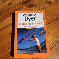 Libros: EL CIELO ES EL LIMITE. Lote 94414571
