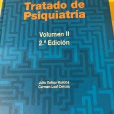 Libros: TRATADO DE PSIQUIATRÍA. Lote 95223332