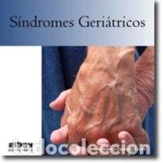 Libros: SÍNDROMES GERIÁTRICOS. Lote 100452975