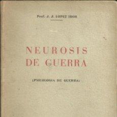 Libros: NEUROSIS DE GUERRA. Lote 110683727