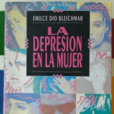 Libros: LIBRO DEPRESION EN LA MUJER. Lote 126849286