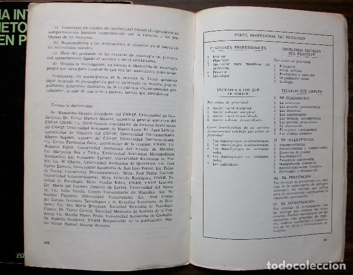 Libros: UNA INTRODUCCION AL METODO CIENTIFICO EN PSICOLOGIA. RAMON BAYES. 2ª EDICION 1978 + 3ª EDICION 1980. - Foto 3 - 147035446