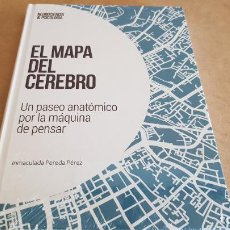 Libros: EL MAPA DEL CEREBRO / NEUROCIENCIA Y PSICOLOGÍA / 7 / PRECINTADO.. Lote 155506798