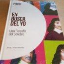 Libros: EN BUSCA DEL YO / NEUROCIENCIA Y PSICOLOGÍA / 09 / PRECINTADO.. Lote 160273190