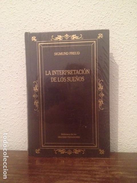 SIGMUND FREUD: LA INTERPRETACIÓN DE LOS SUEÑOS (Libros Nuevos - Ciencias, Manuales y Oficios - Psicología y Psiquiatría )