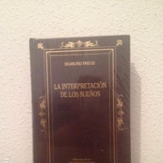 Libros: SIGMUND FREUD: LA INTERPRETACIÓN DE LOS SUEÑOS. Lote 168869964