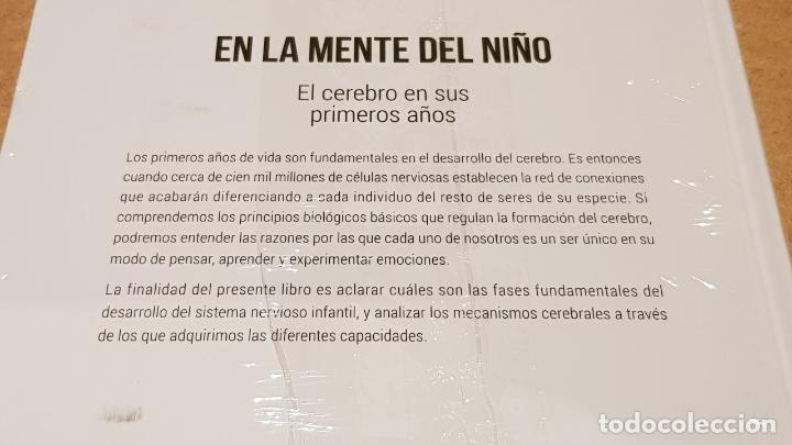 Libros: EN LA MENTE DEL NIÑO / NEUROCIENCIA Y PSICOLOGÍA / 12 / PRECINTADO. - Foto 2 - 198133631