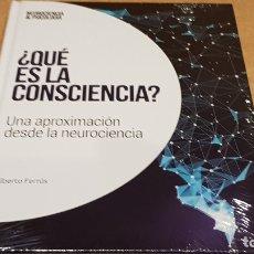 Libros: ¿ QUÉ ES LA CONSCIENCIA ? / NEUROCIENCIA Y PSICOLOGÍA / 13 / PRECINTADO.. Lote 175252708