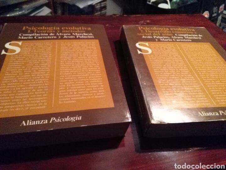 PSICÓLOGIA EVOLUTIVAS (2 TOMOS) (Libros Nuevos - Ciencias, Manuales y Oficios - Psicología y Psiquiatría )