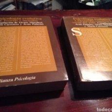 Livres: PSICÓLOGIA EVOLUTIVAS (2 TOMOS). Lote 182644983