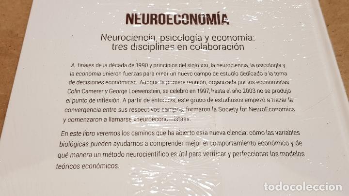 Libros: NEUROECONOMÍA/ NEUROCIENCIA Y PSICOLOGÍA / 35 / PRECINTADO. - Foto 2 - 198134820
