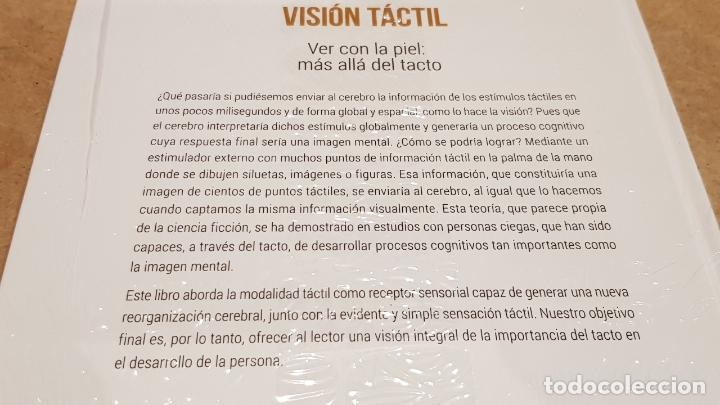 Libros: VISIÓN TÁCTIL / NEUROCIENCIA Y PSICOLOGÍA / 40 / PRECINTADO. - Foto 2 - 198134741