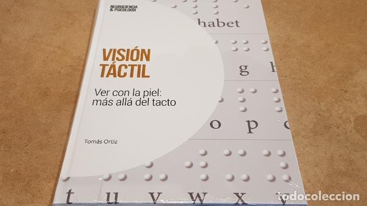 VISIÓN TÁCTIL / NEUROCIENCIA Y PSICOLOGÍA / 40 / PRECINTADO. (Libros Nuevos - Ciencias, Manuales y Oficios - Psicología y Psiquiatría )