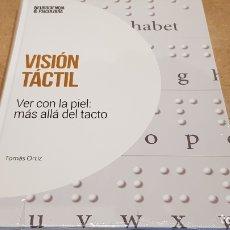 Libros: VISIÓN TÁCTIL / NEUROCIENCIA Y PSICOLOGÍA / 40 / PRECINTADO.. Lote 198134741