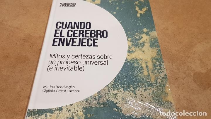 CUANDO EL CEREBRO ENVEJECE / NEUROCIENCIA Y PSICOLOGÍA / 34 / PRECINTADO. (Libros Nuevos - Ciencias, Manuales y Oficios - Psicología y Psiquiatría )
