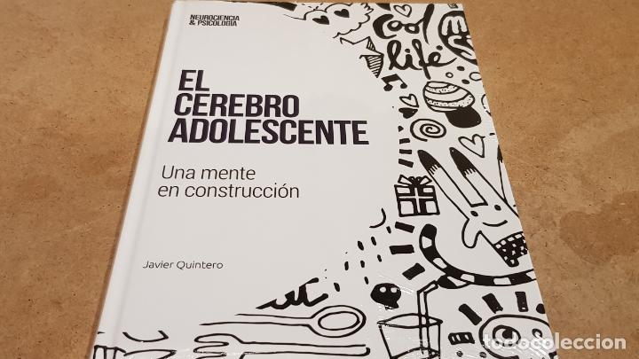 EL CEREBRO ADOLESCENTE / NEUROCIENCIA Y PSICOLOGÍA / 30 / PRECINTADO. (Libros Nuevos - Ciencias, Manuales y Oficios - Psicología y Psiquiatría )