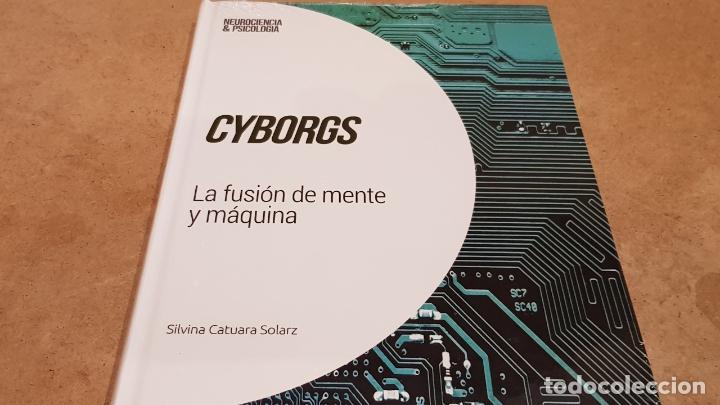 CYBORGS / NEUROCIENCIA Y PSICOLOGÍA / 32 / PRECINTADO. (Libros Nuevos - Ciencias, Manuales y Oficios - Psicología y Psiquiatría )