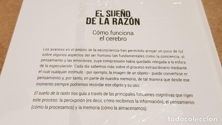 Libros: EL SUEÑO DE LA RAZÓN / NEUROCIENCIA Y PSICOLOGÍA / 36 / PRECINTADO. - Foto 2 - 198134321