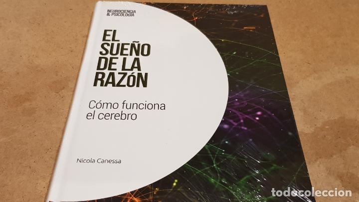 EL SUEÑO DE LA RAZÓN / NEUROCIENCIA Y PSICOLOGÍA / 36 / PRECINTADO. (Libros Nuevos - Ciencias, Manuales y Oficios - Psicología y Psiquiatría )