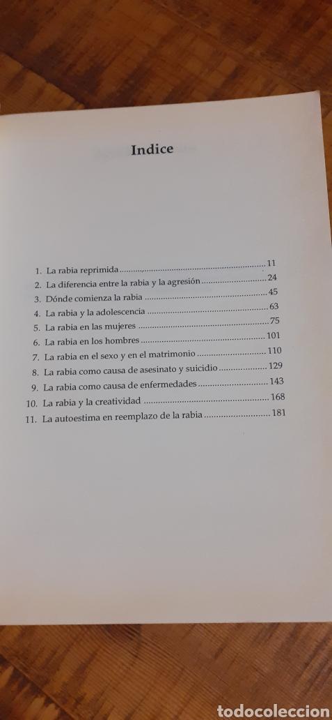 Libros: LA IRA, LA FURIA,LA RABIA.COMO COMPRENDER Y TRANSFORMAR LOS SENTIMIENTOS DESTRUCTIVOS REPRIMIDOS. - Foto 8 - 186105368