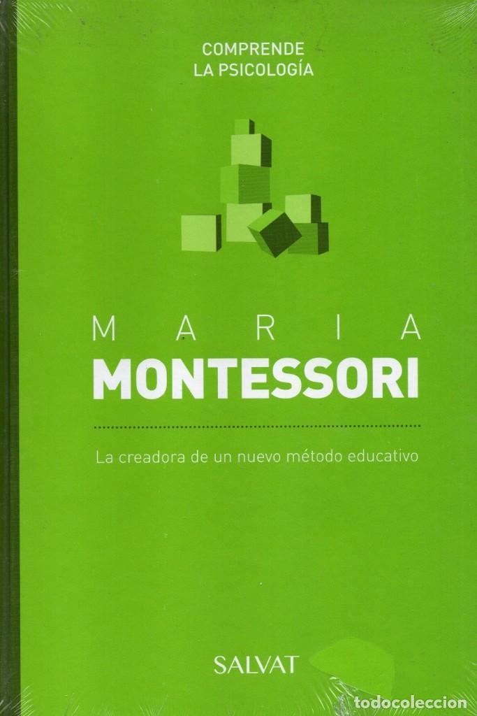 MARIA MONTESSORI,LA CREADORA DE UN NUEVO METODO EDUCATIVO -COMPRENDE LA PSICOLOGIA N. 7 (PRECINTADO) (Libros Nuevos - Ciencias, Manuales y Oficios - Psicología y Psiquiatría )