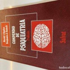 Libros: COMPENDIO DE PSIQUIATRIA (KAPLAN Y SADOCK). Lote 195566432