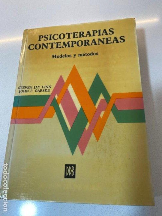 PSICOTERAPIAS CONTEMPORÁNEAS. MODELOS Y MÉTODOS (Libros Nuevos - Ciencias, Manuales y Oficios - Psicología y Psiquiatría )